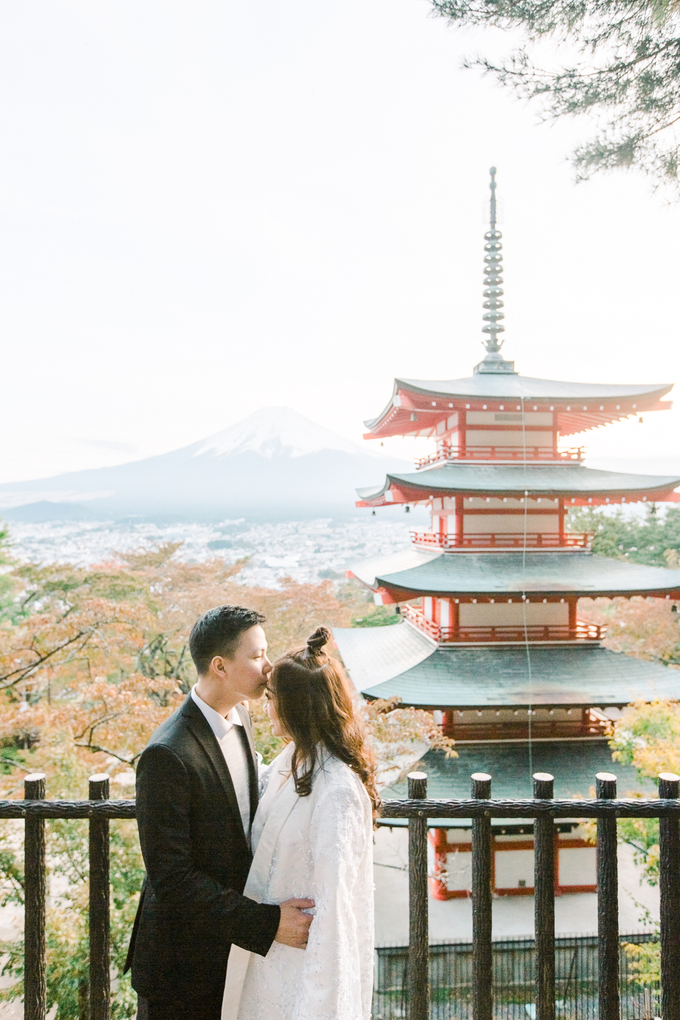 D&F | Japan Pre-Wedding by IORI PHOTOWORKS - 008