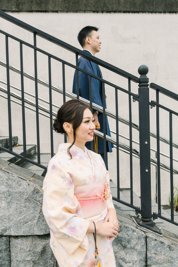 D&F | Japan Pre-Wedding by IORI PHOTOWORKS - 009
