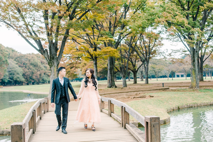 D&F | Japan Pre-Wedding by IORI PHOTOWORKS - 014