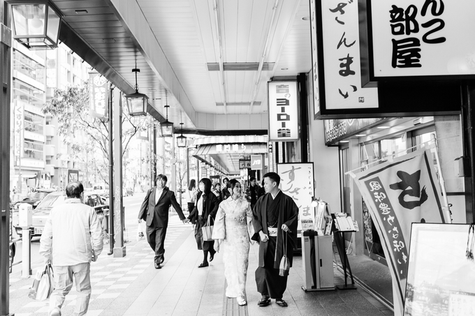 D&F | Japan Pre-Wedding by IORI PHOTOWORKS - 015