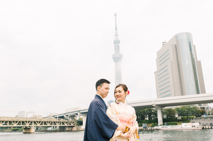 D&F | Japan Pre-Wedding by IORI PHOTOWORKS - 017