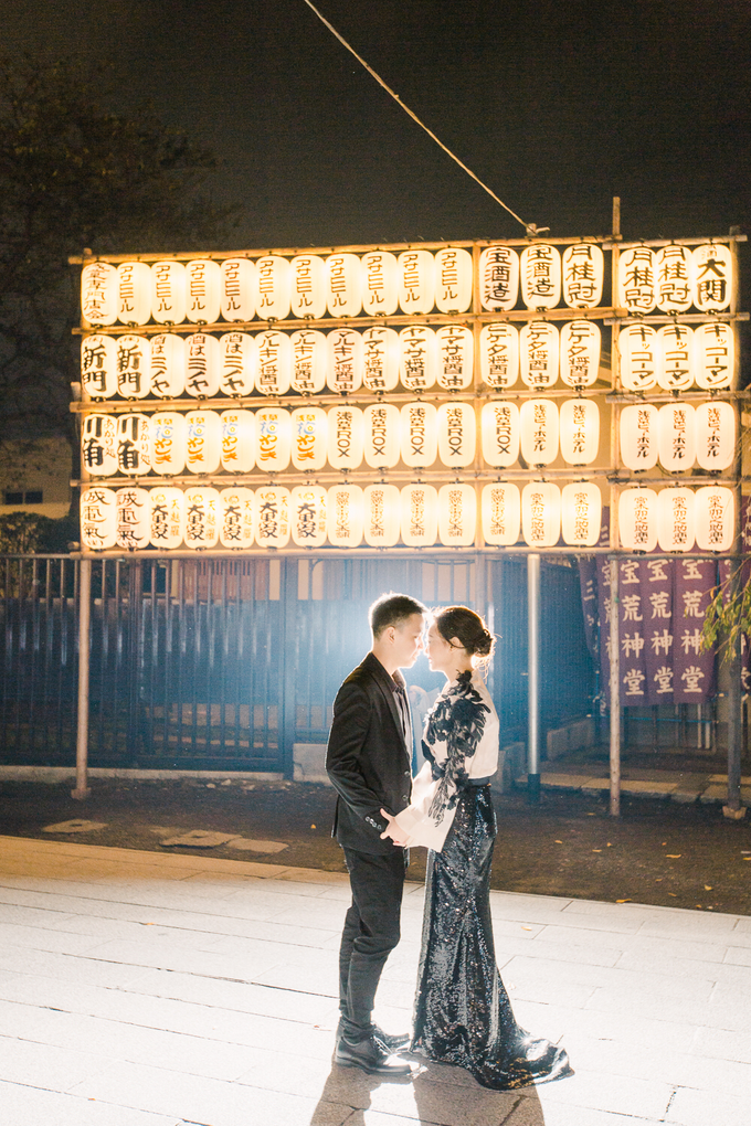 D&F | Japan Pre-Wedding by IORI PHOTOWORKS - 019