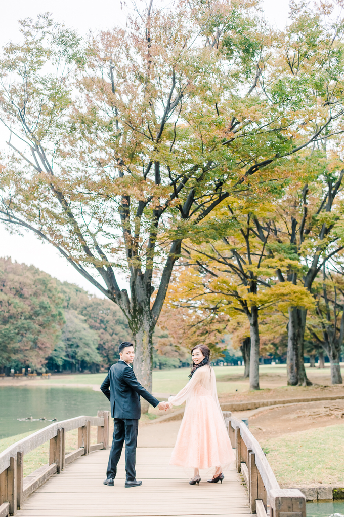 D&F | Japan Pre-Wedding by IORI PHOTOWORKS - 020