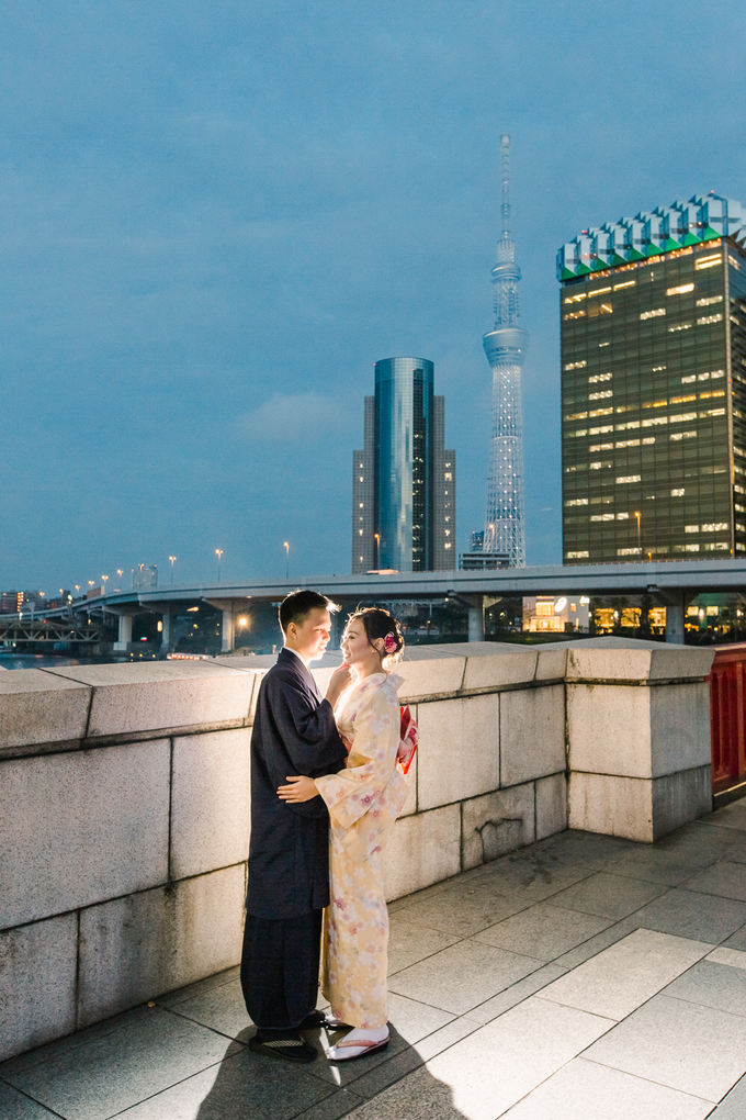 D&F | Japan Pre-Wedding by IORI PHOTOWORKS - 021