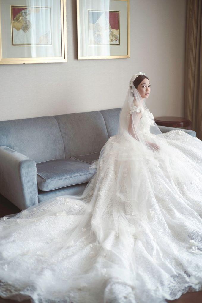 Adit & Claresta Wedding at Hilton by PRIDE Organizer - 007