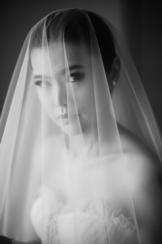 The Wedding Andrew & Caroline by Priscilla Myrna - 003