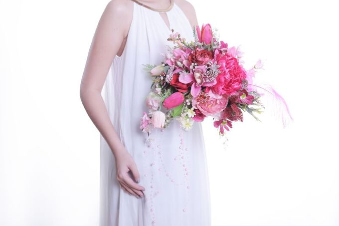 Luxurious Bouquet by LUX floral design - 015