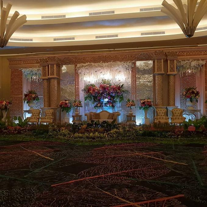 Wedding Wira & Fevi by IPB International Convention Center - 004