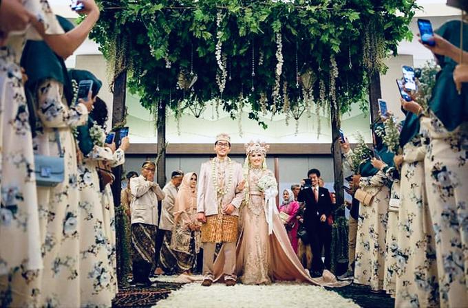 Wedding Deanty & Deny by IPB International Convention Center - 001