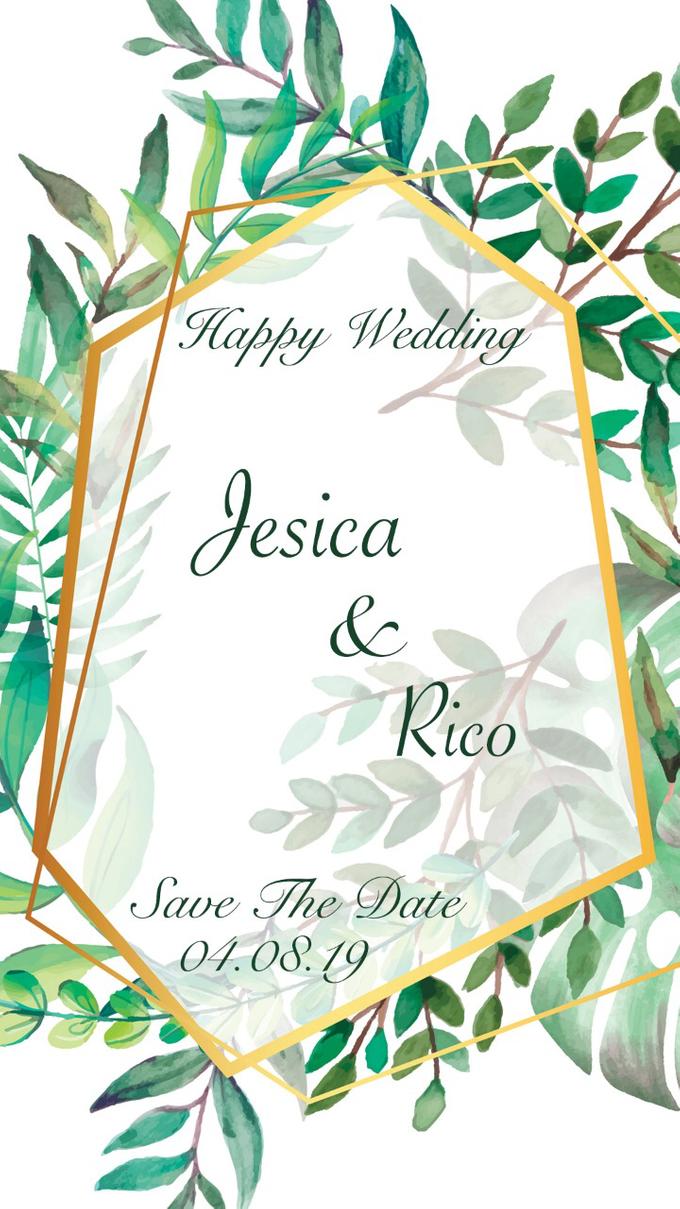 Wedding Rico & Jesica by IPB International Convention Center - 003