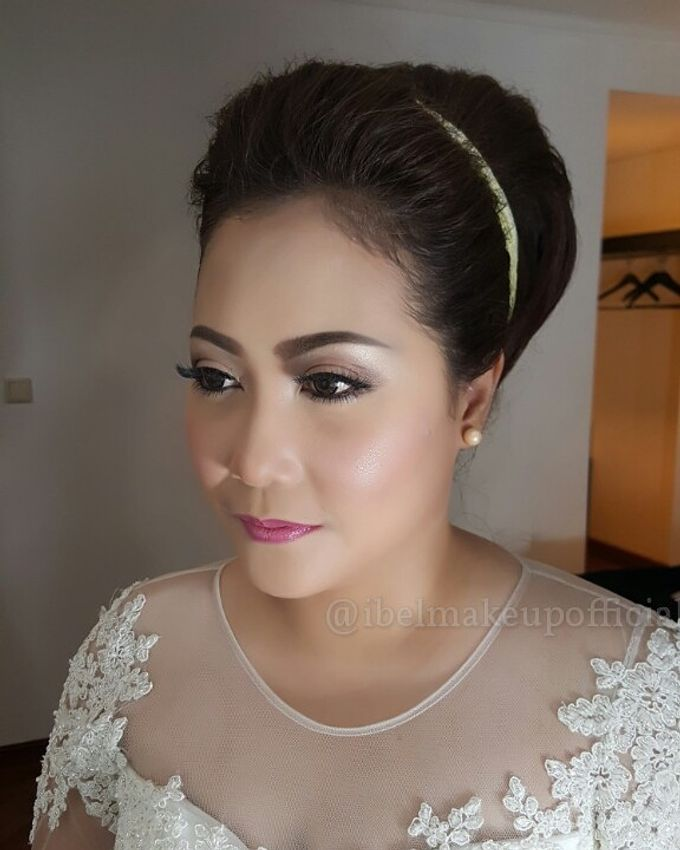 Bride Make Up by IBELmakeuppro - 012