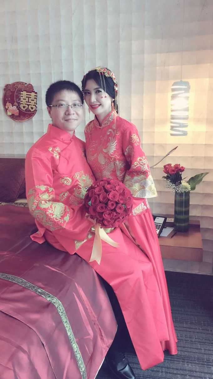 Wedding Zhang Bei & Olivia by Fenny Yang Wedding Planner - 005