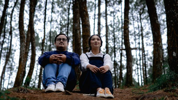 Prewedding Video Elqi & Ranti by Nomad.std - 024