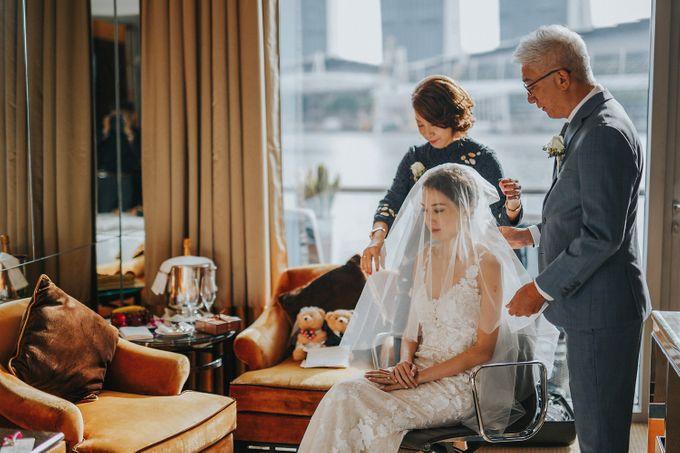 The Signature Wedding of Rachel & Ivan by ThePhotoCap.Inc - 015