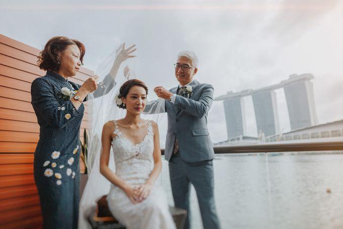 The Signature Wedding of Rachel & Ivan by ThePhotoCap.Inc - 016