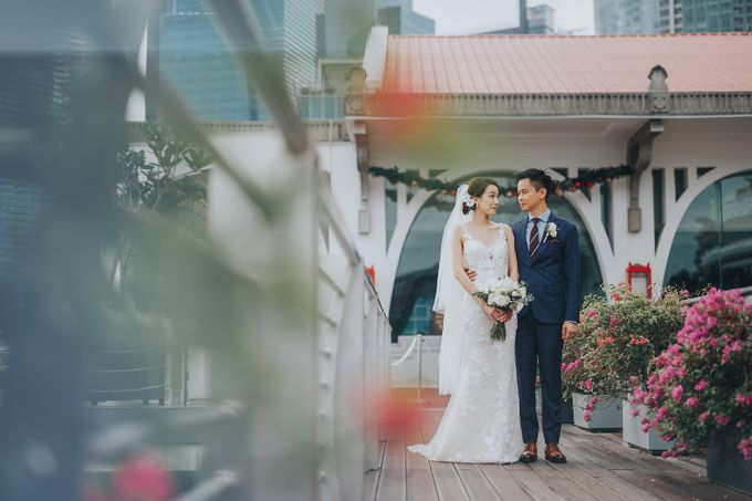 The Signature Wedding of Rachel & Ivan by ThePhotoCap.Inc - 019