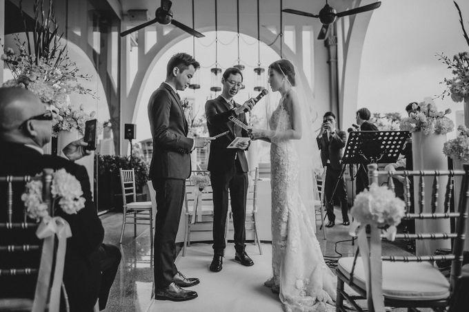 The Signature Wedding of Rachel & Ivan by ThePhotoCap.Inc - 003