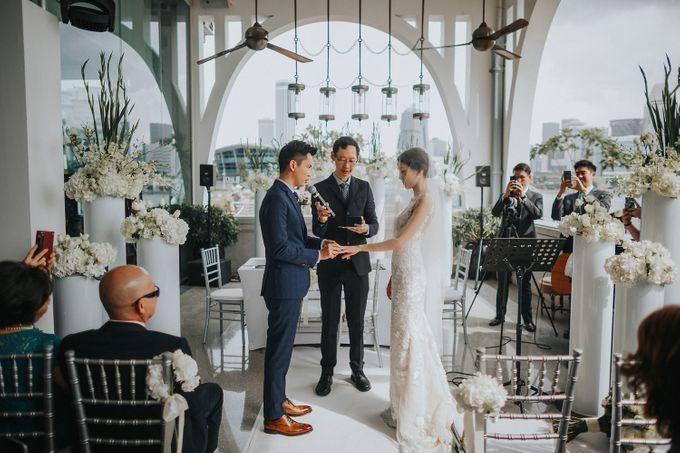 The Signature Wedding of Rachel & Ivan by ThePhotoCap.Inc - 037