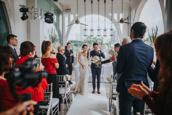 The Signature Wedding of Rachel & Ivan by ThePhotoCap.Inc - 039