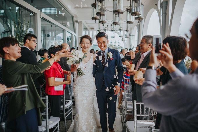 The Signature Wedding of Rachel & Ivan by ThePhotoCap.Inc - 035