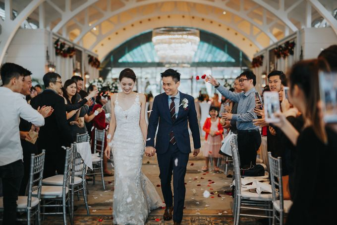 The Signature Wedding of Rachel & Ivan by ThePhotoCap.Inc - 034