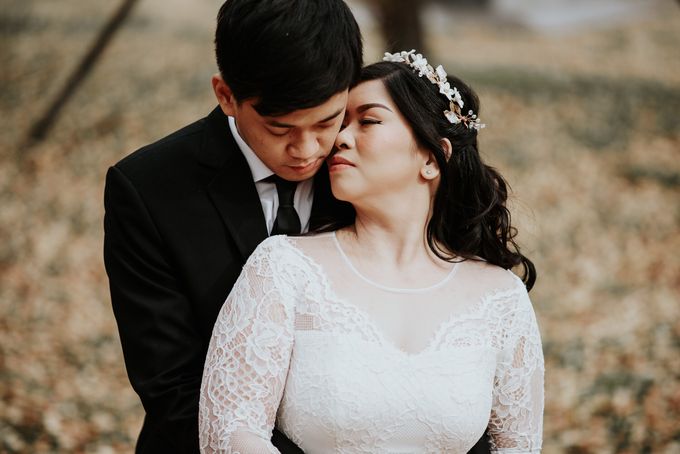 Edy and Jessica Prewedding by Ira Makeup Artist - 004