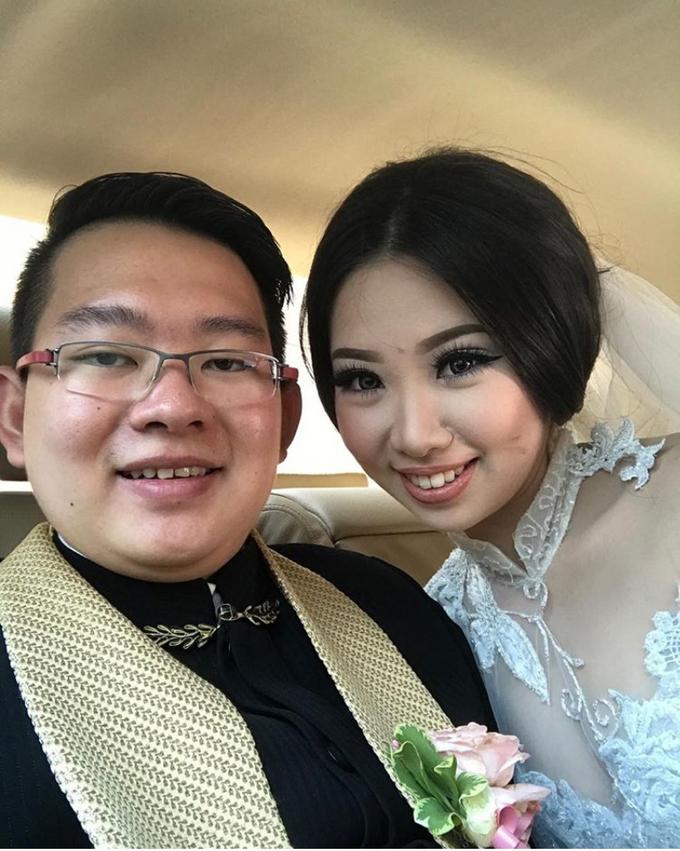 Ms.Lisia & Mr.Nicholas Wedding by Meedjin Couture - 010