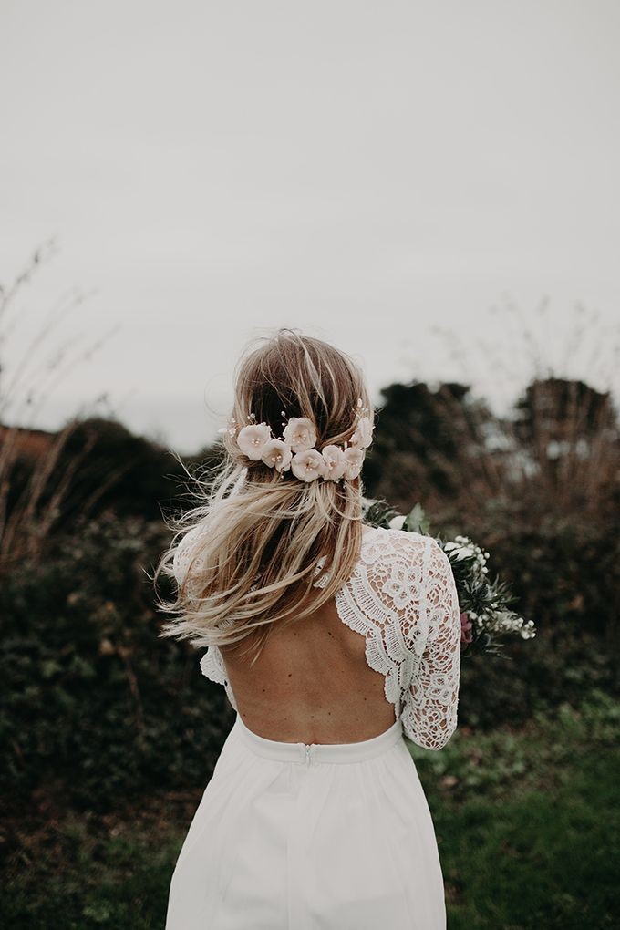 Windswept in Ireland by Fancy Bowtique Bridal Couture - 003