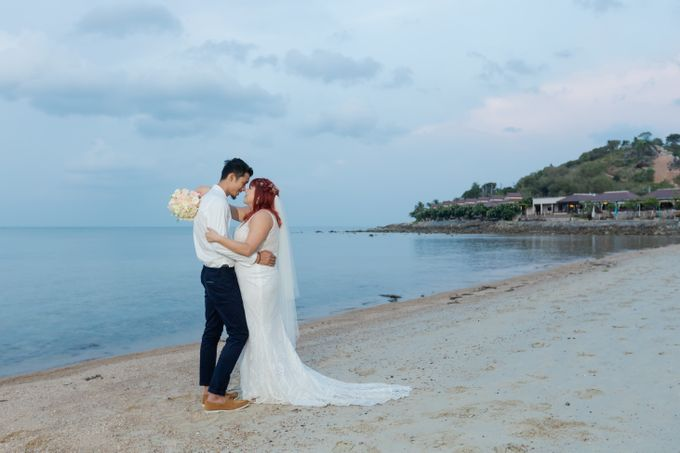 Thai & Western Wedding Package by Impiana Resort Chaweng Noi - Koh Samui Thailand - 001