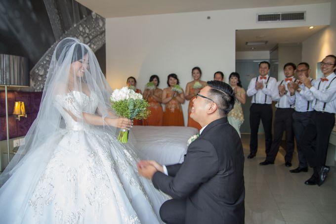 Wedding Andrianto & Melisa by Red Hat Organizer - 024