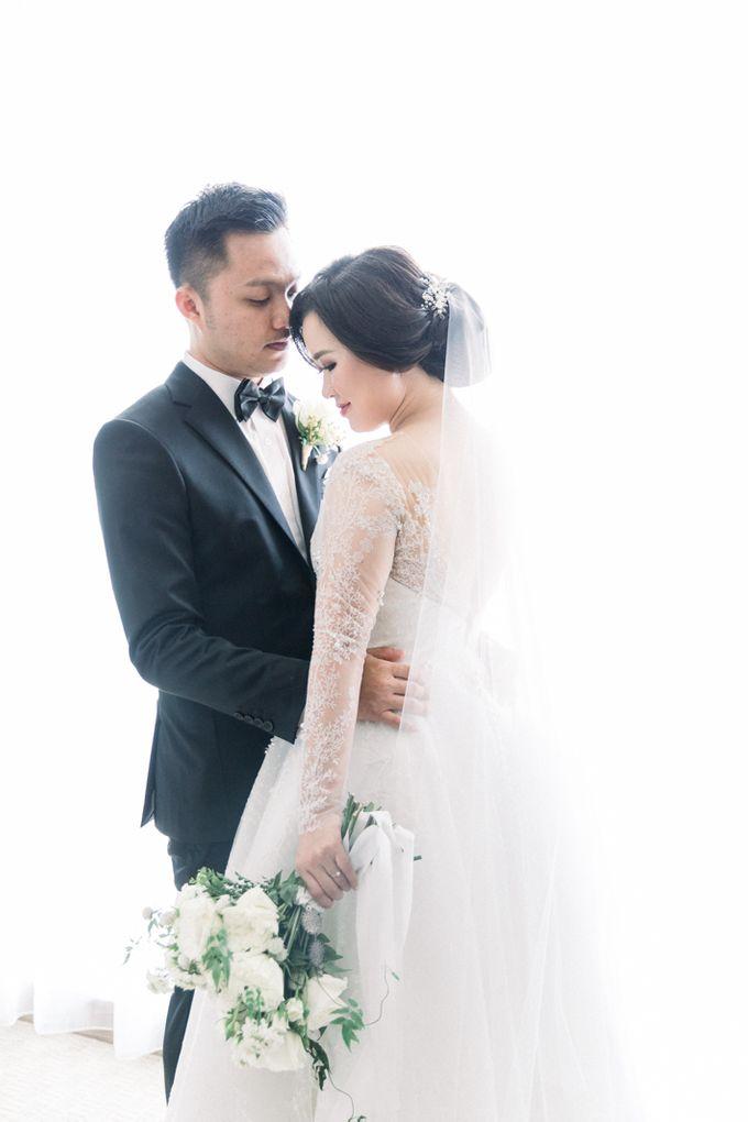Leon & Cindy Wedding by Iris Photography - 003