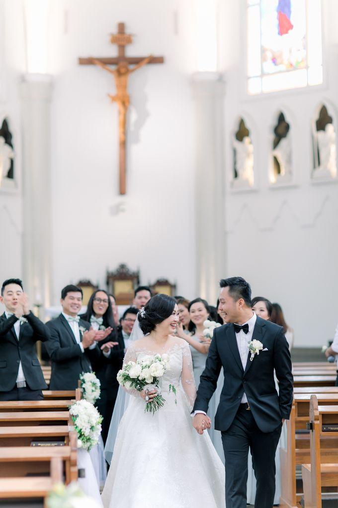 Leon & Cindy Wedding by Iris Photography - 018