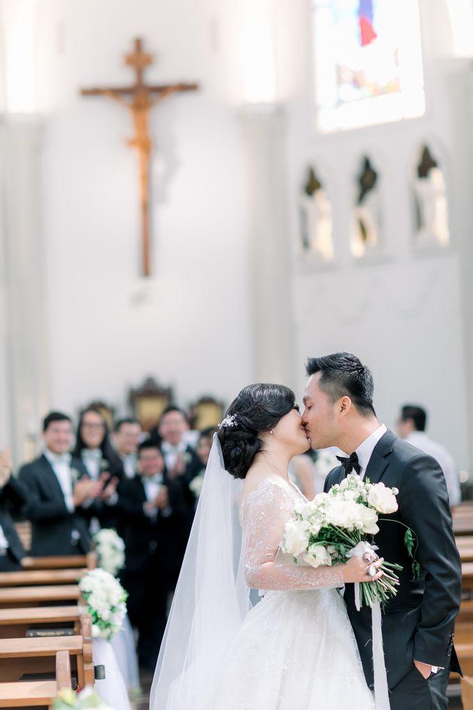 Leon & Cindy Wedding by Iris Photography - 019