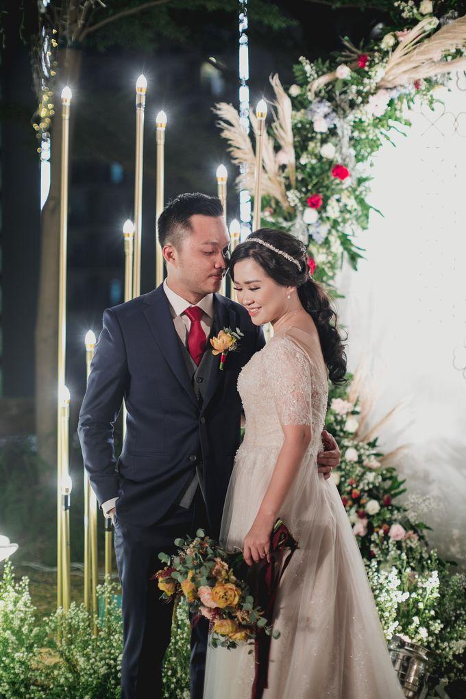 Leon & Cindy Wedding by Iris Photography - 031
