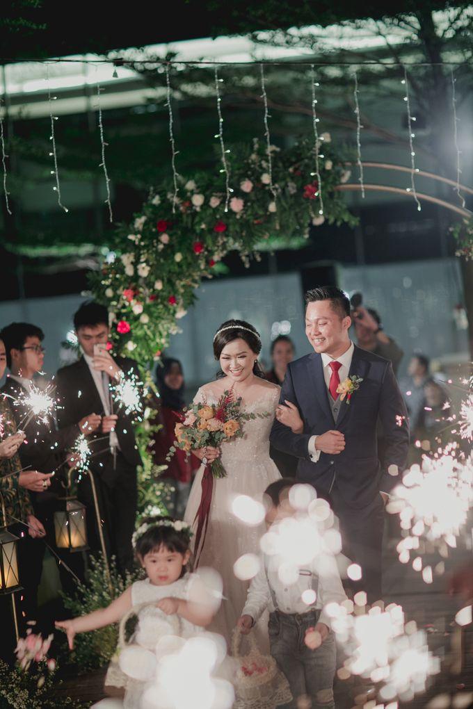 Leon & Cindy Wedding by Iris Photography - 034