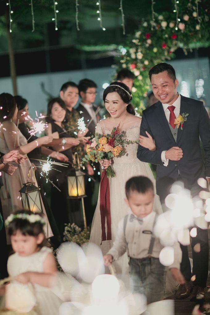 Leon & Cindy Wedding by Iris Photography - 035