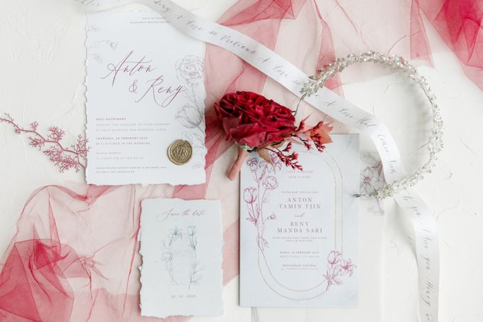 Anton and Reni Wedding Day by Iris Photography - 001
