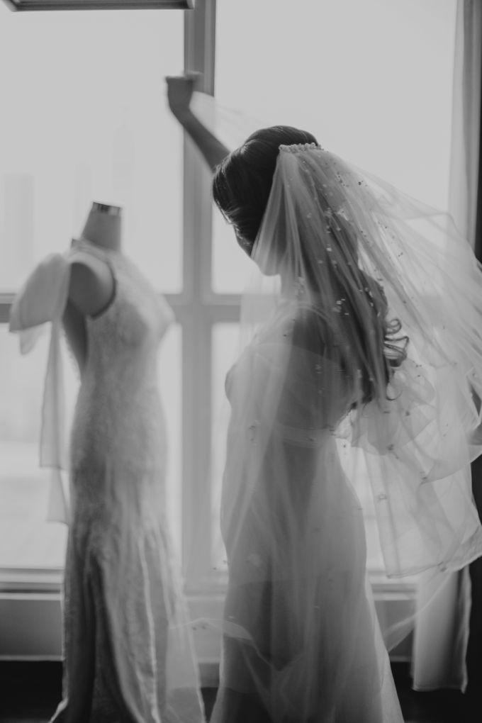 Anton and Reni Wedding Day by Iris Photography - 007