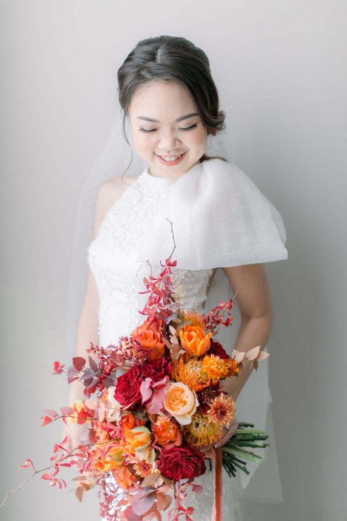 Anton and Reni Wedding Day by Iris Photography - 011