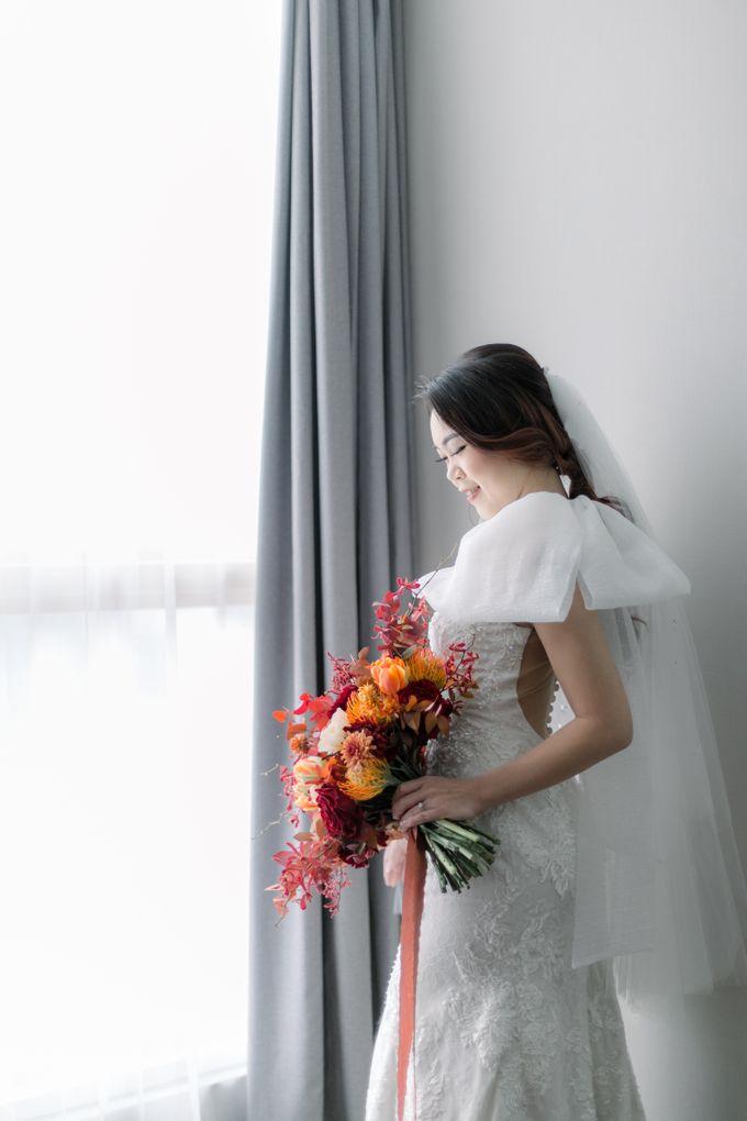 Anton and Reni Wedding Day by Iris Photography - 008