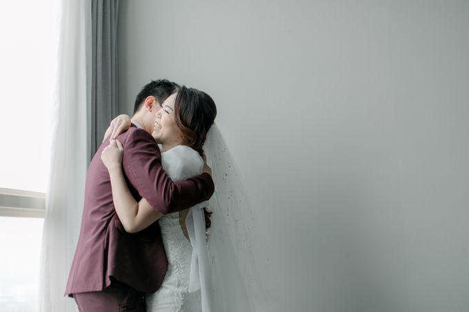 Anton and Reni Wedding Day by Iris Photography - 019