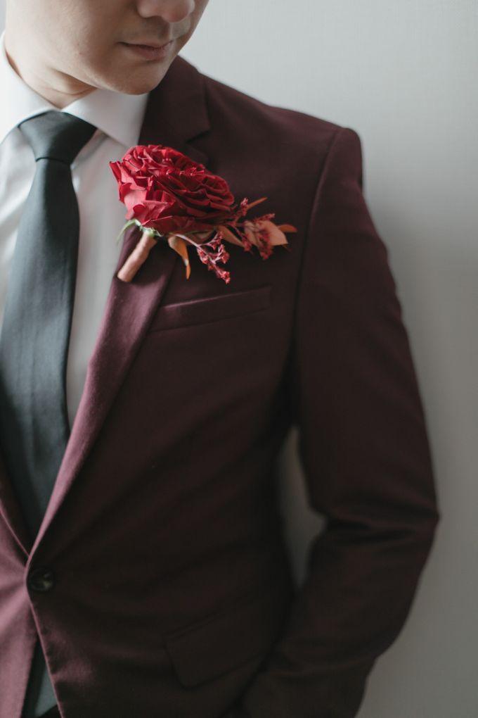 Anton and Reni Wedding Day by Iris Photography - 022