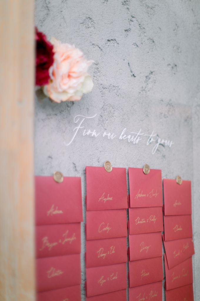 Anton and Reni Wedding Day by Iris Photography - 028