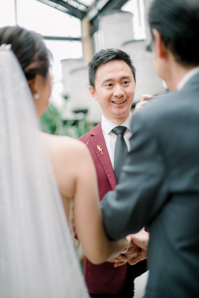Anton and Reni Wedding Day by Iris Photography - 033