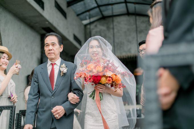 Anton and Reni Wedding Day by Iris Photography - 037