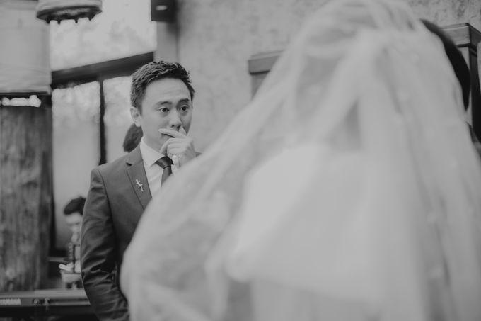 Anton and Reni Wedding Day by Iris Photography - 038