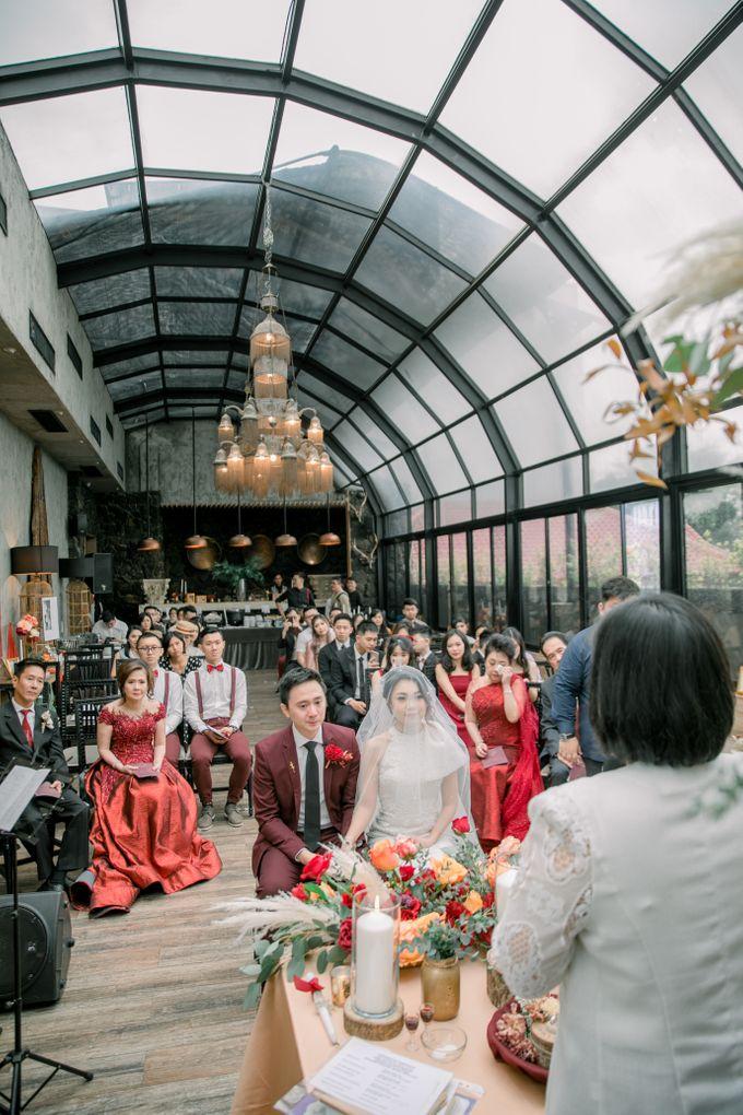 Anton and Reni Wedding Day by Iris Photography - 040