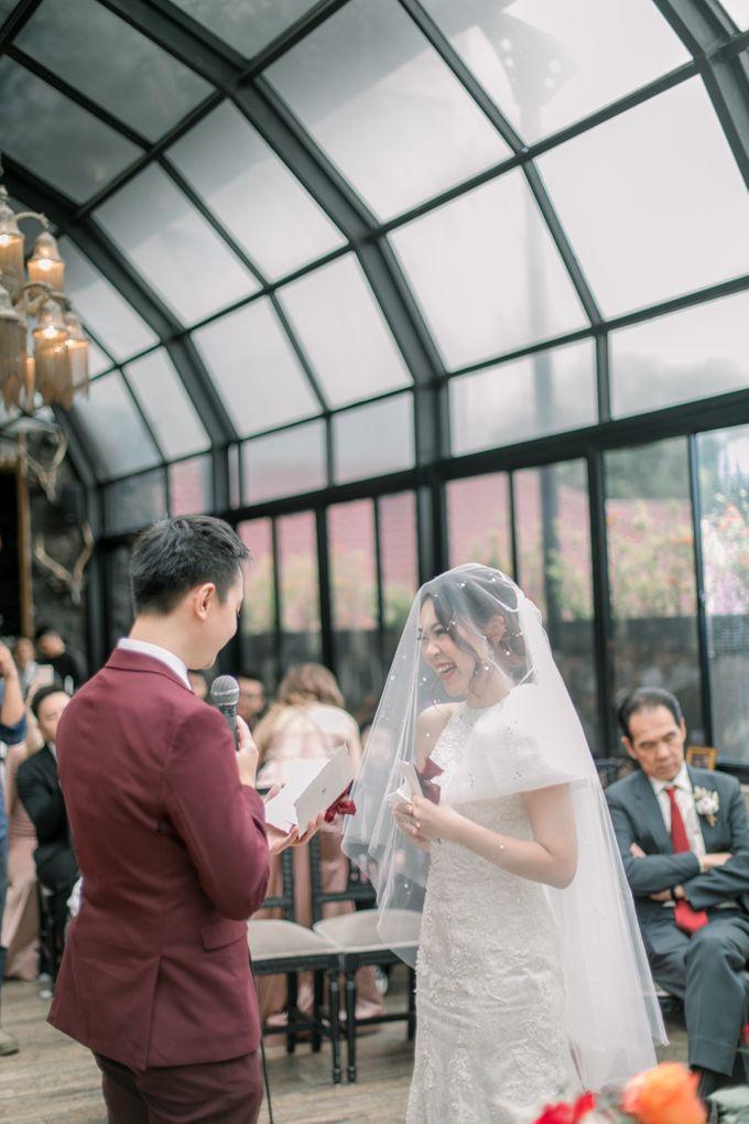 Anton and Reni Wedding Day by Iris Photography - 041