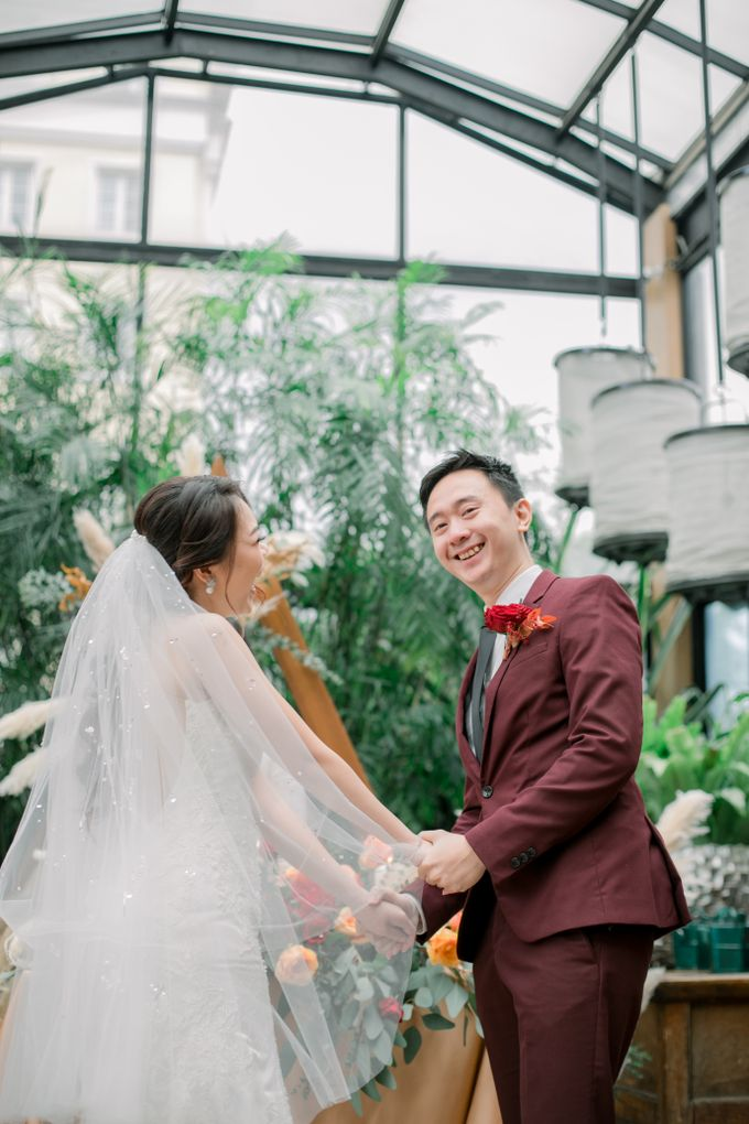 Anton and Reni Wedding Day by Iris Photography - 043