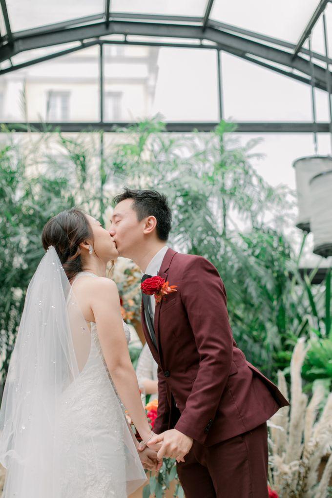 Anton and Reni Wedding Day by Iris Photography - 044